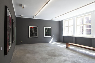 At CWC Gallery, Berlin